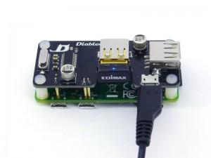 USB SHOE with Wi-Fi
